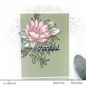 Bilde av Altenew + Pinkfresh Studio Celebrate Us Stamp Set