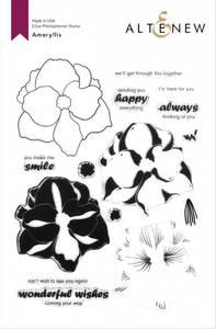 Bilde av Altenew Amaryllis Stamp Set