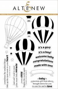 Bilde av Altenew Baby Balloon Die Set