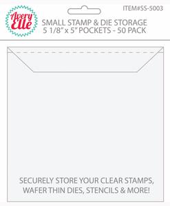 Bilde av Avery Elle Small Stamp & Die Storage Pockets