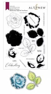 Bilde av Altenew Build-A-Flower: Bellaroma Hybrid Tea Rose