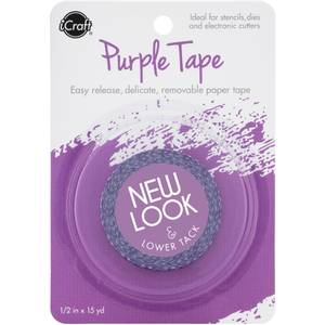 Bilde av iCraft Purple Tape 0,5''
