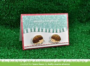 Bilde av Lawn Fawn Hedgehugs Stamp Set