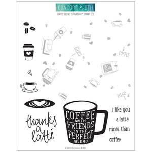 Bilde av Concord & 9th Coffee Blend Dies