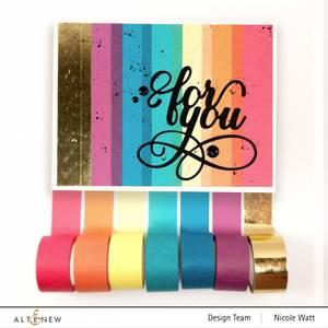 Bilde av Altenew Gold Foil .2 inch Washi Tape