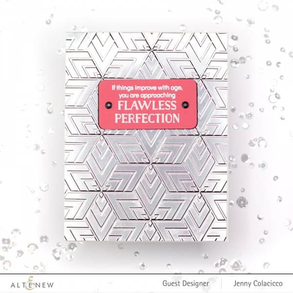 Altenew Just A Number Stamp & Die Bundle