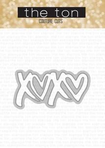 Bilde av The Ton XOXO Die