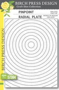 Bilde av Birch Press Design Pinpoint Radial Plate die