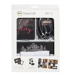 Bilde av Project Life Chalkboard Value Kit