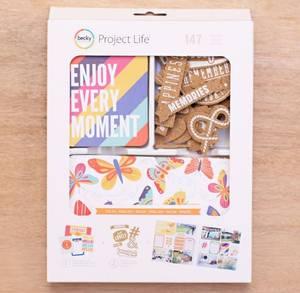 Bilde av Project Life Salsa - English Value Kit