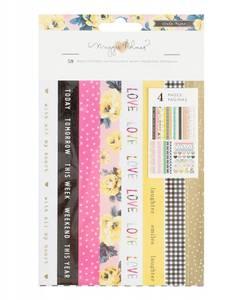 Bilde av Crate Paper/ Maggie Holmes Bloom Washi Stickers