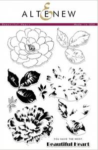Bilde av Altenew Beautiful Heart Stamp Set
