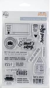 Bilde av Pinkfresh Studio A Case of the Blahs stamp set