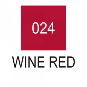 Bilde av Zig Clean Color Real Brush 024 Wine Red