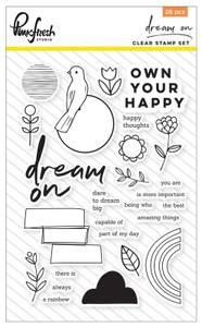 Bilde av Pinkfresh Studio Dream On stamp set