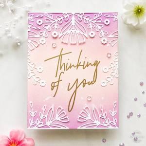 Bilde av Pinkfresh Studio Scripted bold sentiments 1 stamp