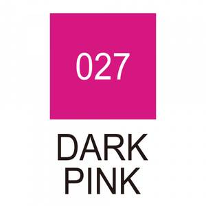 Bilde av Zig Clean Color Real Brush 027 Dark Pink