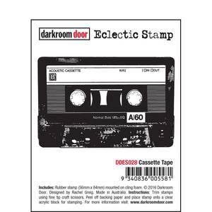 Bilde av Darkroom Door Eclectic Stamp Cassette Tape