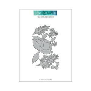 Bilde av Concord & 9th Fresh Cut Florals Dies Edition 4