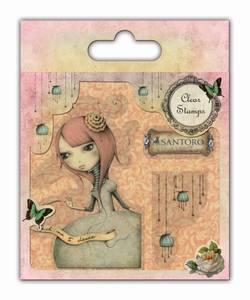 Bilde av Santoro Gorjuss Mirabelle II Stamp Set