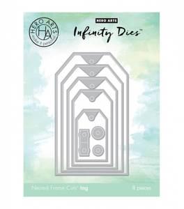 Bilde av Hero Arts Nesting Tag Infinity Dies