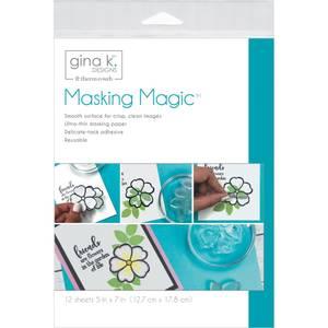 Bilde av Gina K. Designs Masking Magic