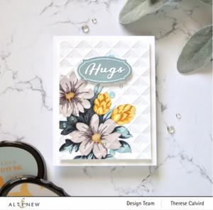 Bilde av Altenew Flower Bunch Simple Layering Stencil Set