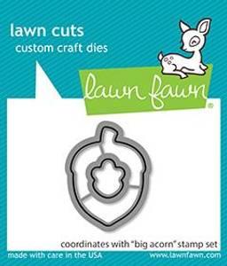 Bilde av Lawn Fawn Big Acorn Dies