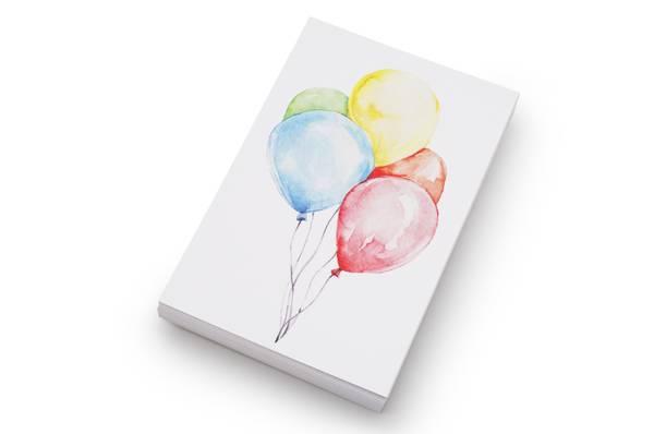 Bilde av 50 stk | Ballonger | 10x15 cm