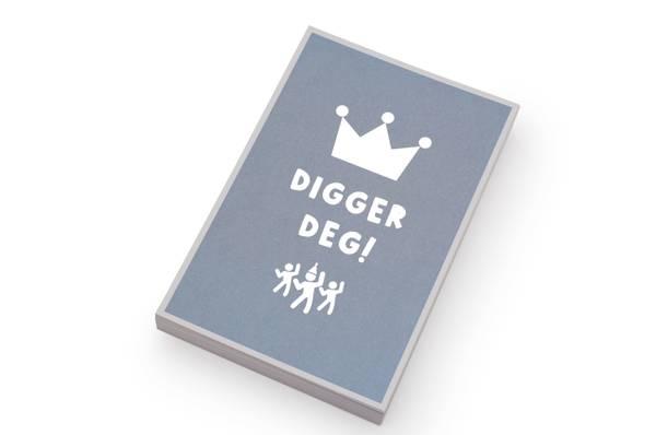 Bilde av 50 stk | Digger deg | 10x15 cm