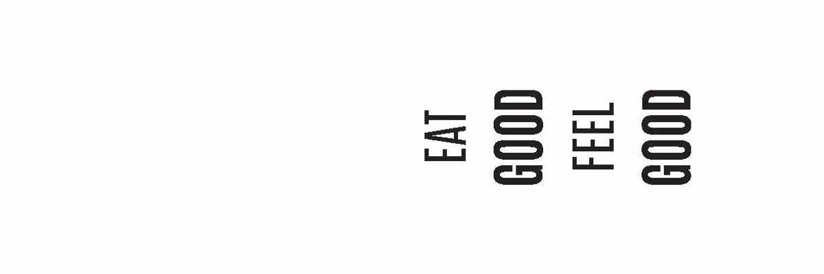 50 stk | Eat good feel good | 5x15 cm