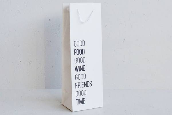 Bilde av 12 stk | Good food | 36x12x10 cm