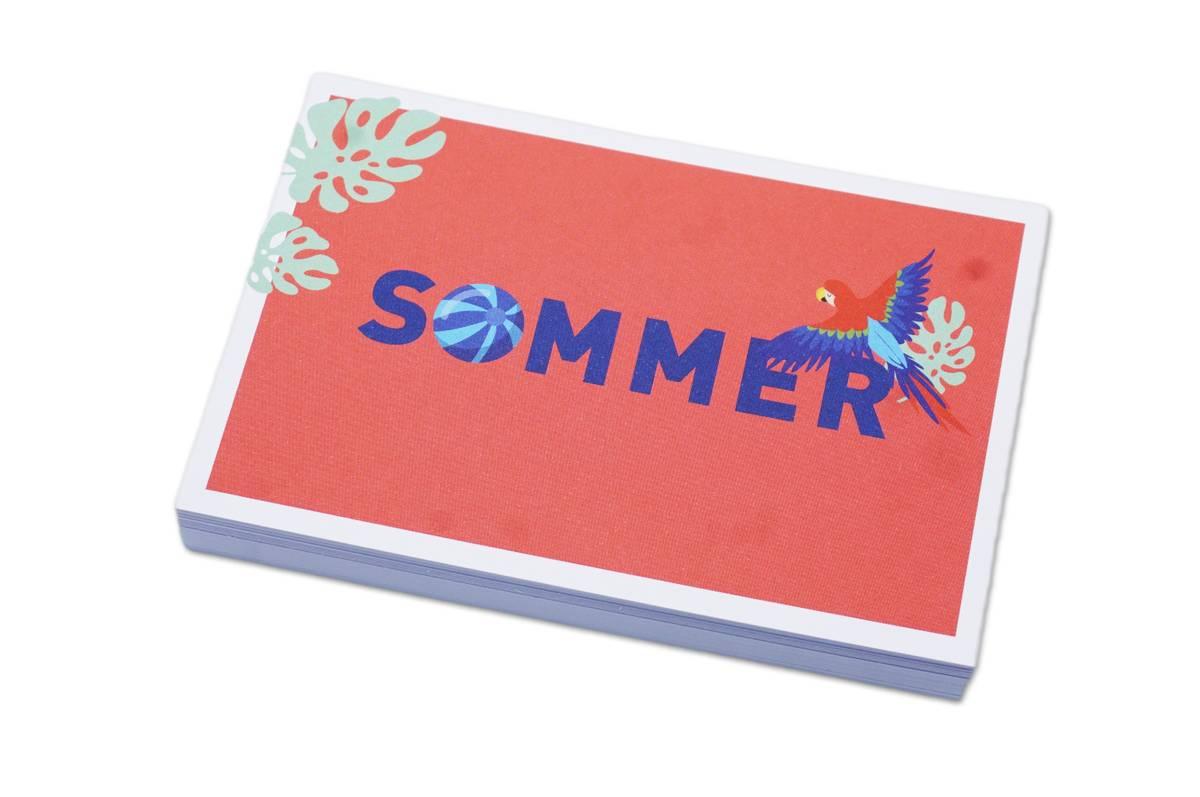 50 stk   Sommer   10x15 cm