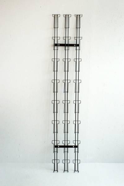 Bilde av Ekstra del 24 tags til gulvstativ, sort