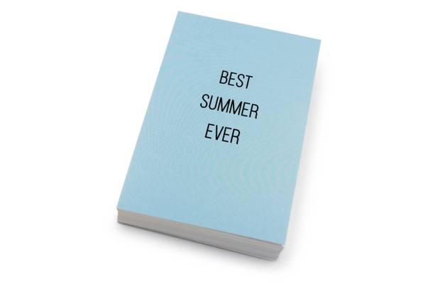 Bilde av 50 stk | Best summer ever | 10x15 cm