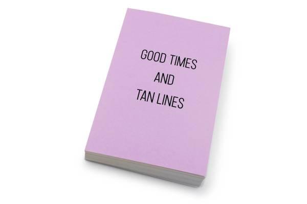 Bilde av 50 stk | Good times and tan lines | 10x15 cm