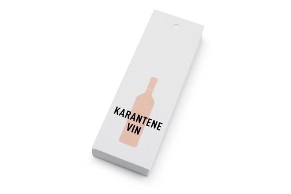 Bilde av 50 stk | Karantene vin | 5x15 cm