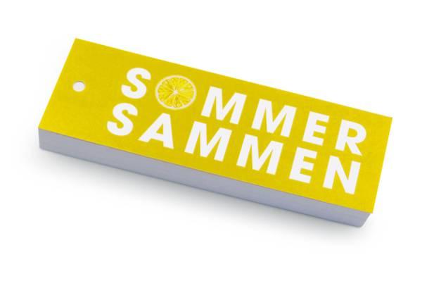 Bilde av 50 stk | Sommer sammen | 5x15 cm