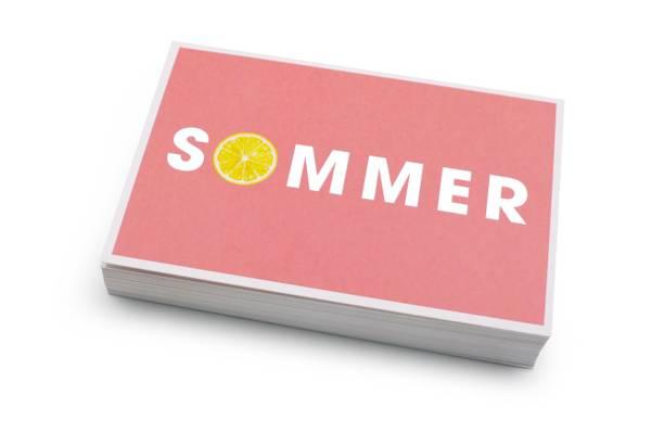 Bilde av 50 stk | Sommer | 10x15 cm