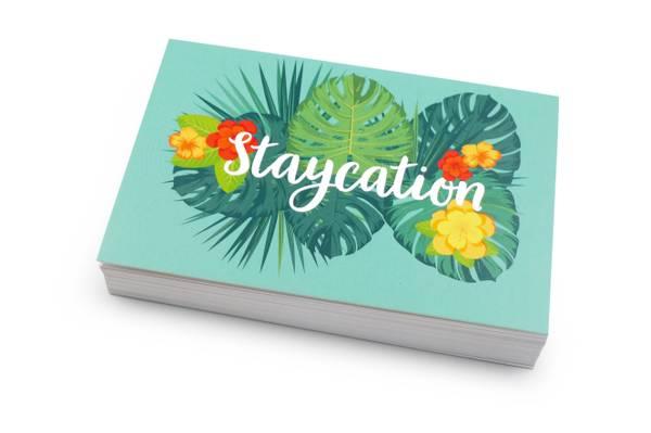 Bilde av 50 stk | Staycation | 10x15 cm