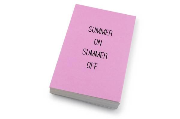Bilde av 50 stk | Summer on, summer off | 10x15 cm
