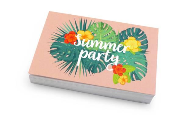 Bilde av 50 stk | Summer party | 10x15 cm