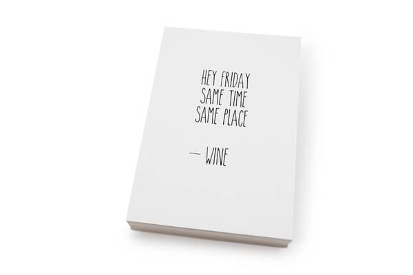 Bilde av 50 stk | Hey Friday... | 10x15 cm