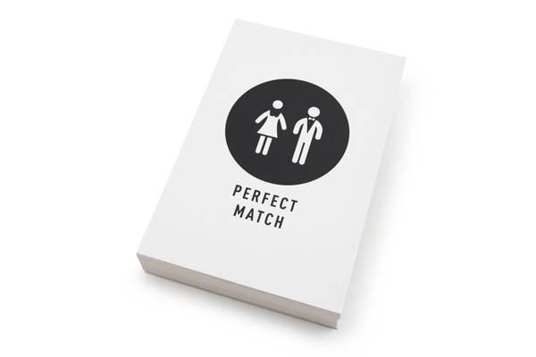 Bilde av 50 stk | Perfect match | 10x15 cm