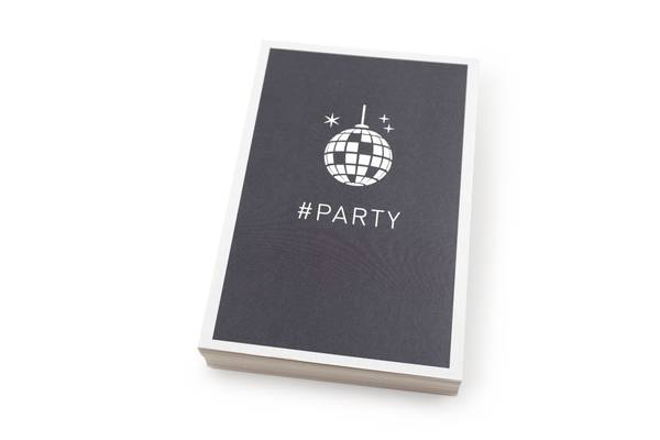 Bilde av 50 stk | #Party | 10x15 cm
