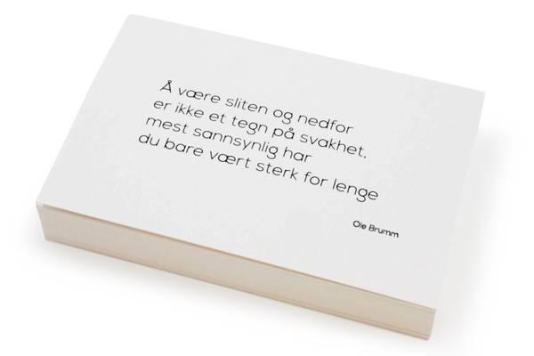 Bilde av 50 stk | Ole Brumm | 10x15 cm