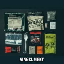 Real feltrasjon Single meny