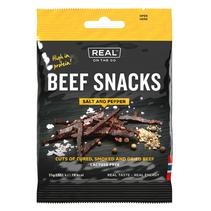 Beef Snacks salt & pepper