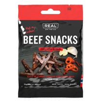 Beef Snacks chili & garlic