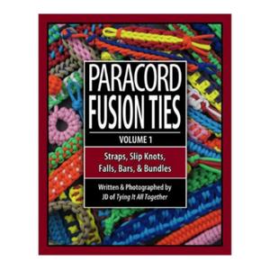Bilde av Paracord Fusion Ties: Straps, Slip Knots